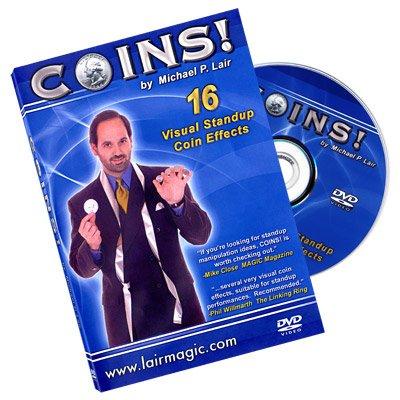 Coins! DVD - Michael Lair