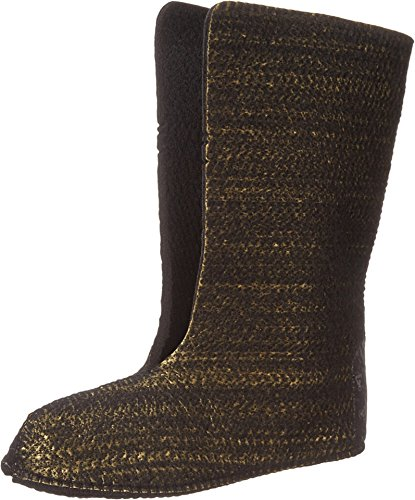 Kamik Women's 8mm Zylex Liner Snow Boot,Black,8 M US (Womans Boot Liners)