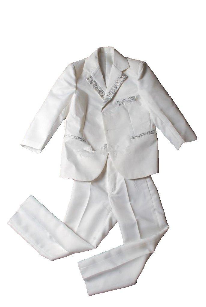 MLT Boy's 2-pieces Party Prom Wedding Suit Set (2S)
