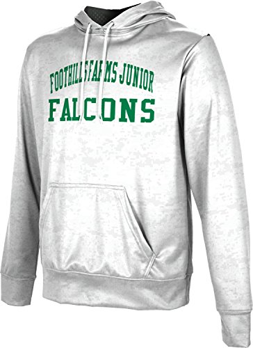 ProSphere Men's Foothills Farms Junior High School Digital Hoodie Sweatshirt (Apparel) EF0C2 ()