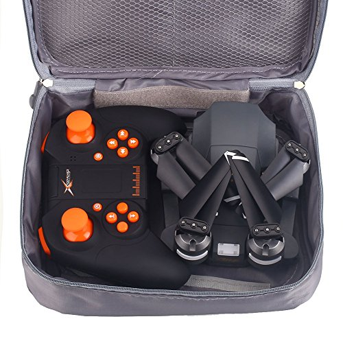- Hanbaili XT-1 Gravity Sensor Folding Aerial Drone + Storage Package,720P Wifi Camera Real-time Transmission Hand Throwing Take Off Drone with Headless Mode for Kids