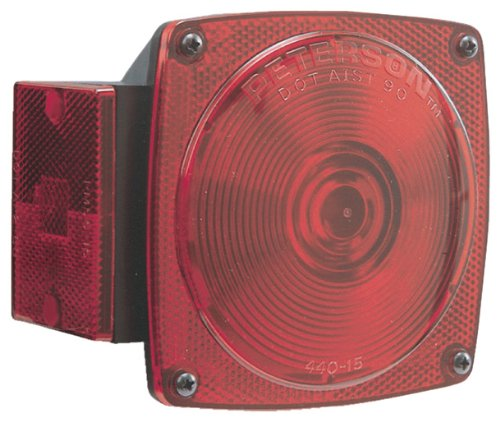 Anderson Marine E440L Stop and Tail (Anderson Trailer Light Kit)