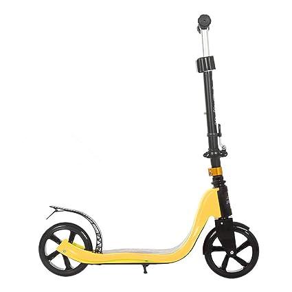 Patinetes de tres ruedas Kick Scooter Plegable con Manija ...