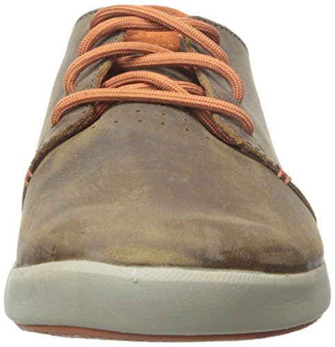 Homme Earth Merrell Baskets Lace dark Freewheel Basses Marron wIq1AaH