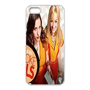 Printed Phone Case 2 Broke Girls For iPhone 5, 5S NC1Q03152