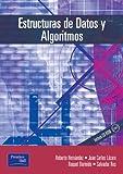 img - for Estructuras de Datos y Alegoritmos - Con CD-ROM (Spanish Edition) book / textbook / text book