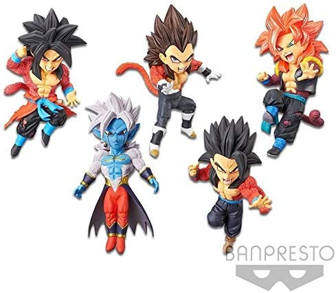 Super Dragon Ball Heros SS4 Son Gohan World Collectible Figure WCF XENO Vol.3