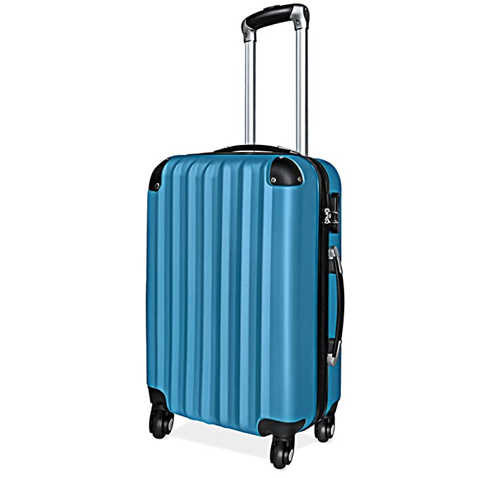 eb55e0755 3 piezas. Rígida enkoffer Juego Hard Shell Basic + - Maleta rígida de  candado Maleta viaje para maleta de viaje Set equipaje Roll maletín goma  Zwilling ...