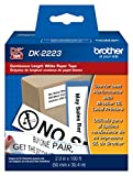 Brother Printer Continuous Length White Paper Tape (DK2223)