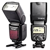 TARION TF600 Speedlite 2.4G Camera Flash Radio Transmission 1/8000 HSS for Canon Nikon Sony Fujifilm Pentax Olympus Digital Cameras