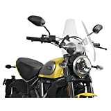 """National Cycle 7/8"""" QuickSet Clear Deflector Screen N25040"""