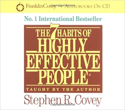 Workbook 7 habits of highly effective teenagers worksheets : The 7 Habits of Highly Effective People: Stephen R. Covey ...
