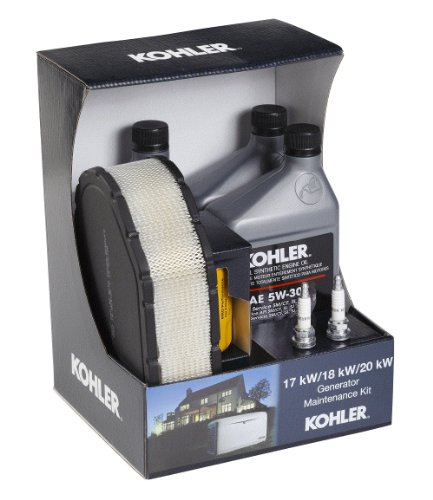 Kohler GM62347 Maintenance Kit for 17/18/20 kW Residential Generators - Kohler Engine Generators