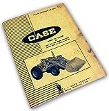 J I Case Model 31 Loader For 530 540 Wheel Tractors Parts Catalog Manual C677