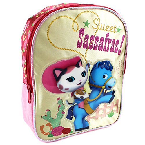 Sheriff Callie 10 Backpack Sweet Sassafras [並行輸入品] B01K1X14Q4