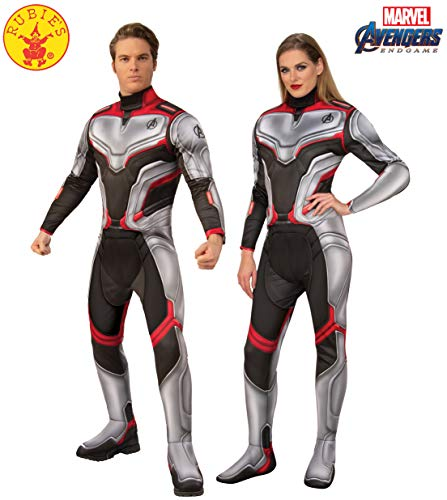 Rubie's Adult Costume Marvel Avengers: Endgame Deluxe Team Suit, As Shown, X-Large - http://coolthings.us