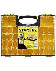 Stanley 1-92-748 Verktygsarrangör med 25 Fack, Flerfärgade, 42,2 x 5,2 x 33,4 cm