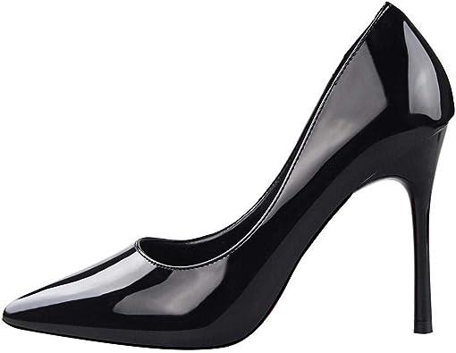 Sexy Women Stilettos High Heels Shiny