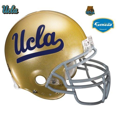 UCLA Bruins Helmet Wall Decal (Ucla Bruins Wall)