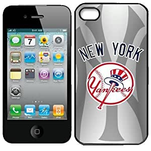 THYde MLB New York Yankees Iphone 4 and 5/5s Case Cover ending
