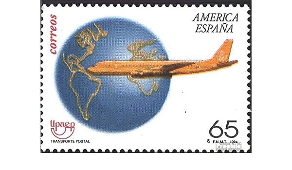 Prophila Collection España Michel.-No..: 3178 (Completa.edición.) 1994 expedición de Correo (Sellos para los coleccionistas) Aviación: Amazon.es: Juguetes y juegos