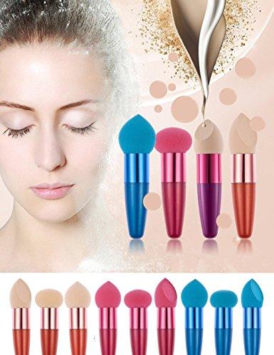 Kaimu New Fashion Women Casual Sponge Foundation Powder Facial Make Up Cosmetic Puff by Kaimu (Image #3)