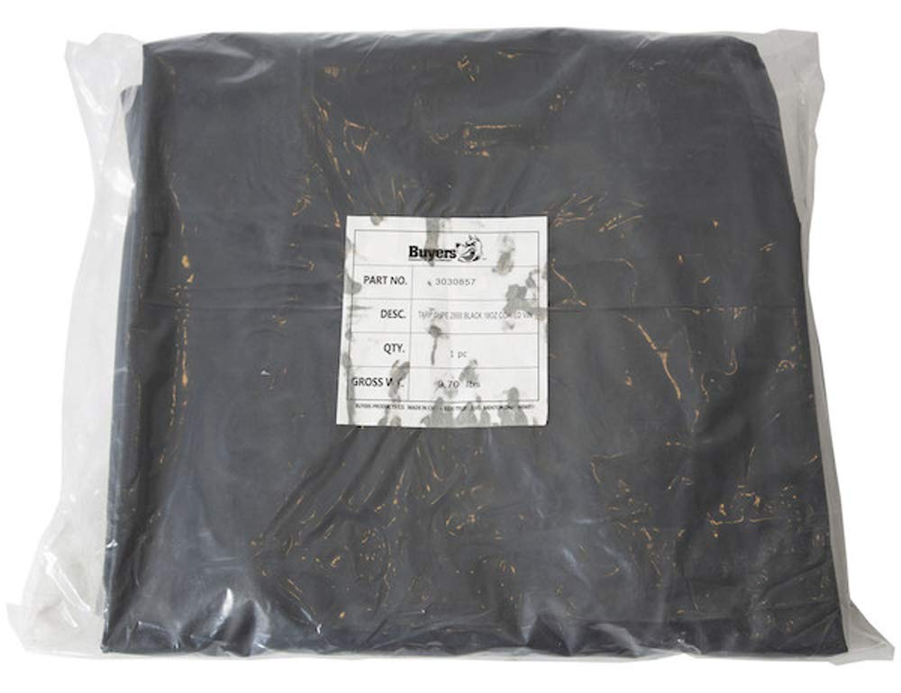 Buyers 3030857 Replacement Fitted Tarp for SaltDogg PRO2500 and PRO2500CH Spreader by Buyers