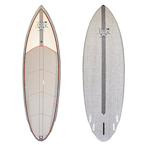 Structurally Strong Paddle Board for Surfing - Double Wing