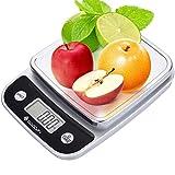 Digital Food Scale, [5000g, 1g] IDAODAN Versatile Kitchen Scales, Accurate  ....