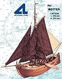 ARTESANIA LATINA 22120 - MODÈLE TRAWLER HOLLANDAIS ZUIDERZEE BOTTER