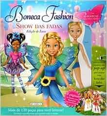 Boneca Fashion - Show Das Fadas (Em Portuguese do Brasil): Vários