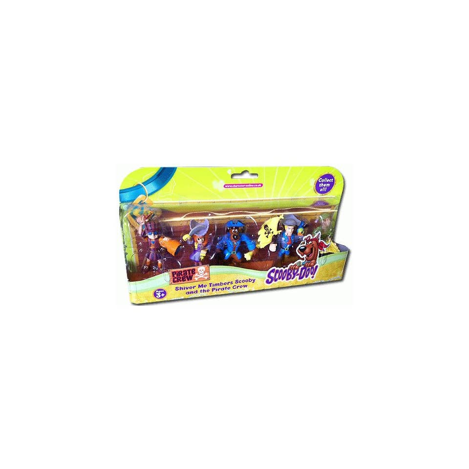 Scooby Doo, Mystery Mates, Friends and Foes, Action Figure Collection, 10 Pc Playset