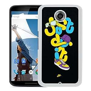 Just Do It Artwork (2) Google Nexus 6 Phone Case On Sale
