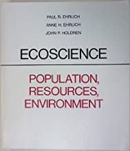Ecoscience: Population, Resources, Environment