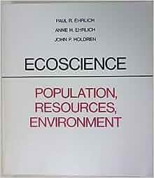 Ecoscience John Holdren Pdf