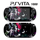 Decorative Video Game Skin Decal Cover Sticker for Sony PlayStation PS Vita (PCH-1000) - Accel World