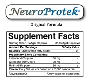 NeuroProtek 4 bottle discount package