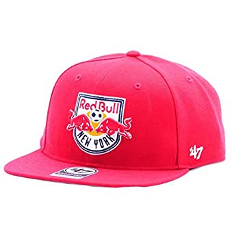 Gorra 47 Brand - Mls New York Red Bulls Captain Snapback rojo ...
