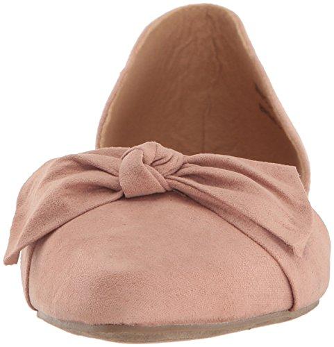 Rapporten Kvinners Briella Ballett Flat Rosa ...
