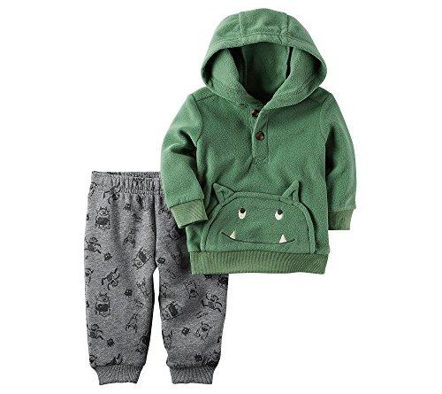 Infant Baby Fleece Sweatshirt - 4