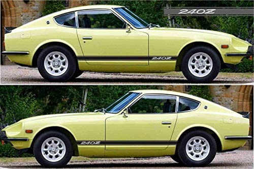 Used, for 2Pcs/Pair Datsun 240Z / Nissan Fairlady z Side for sale  Delivered anywhere in Canada