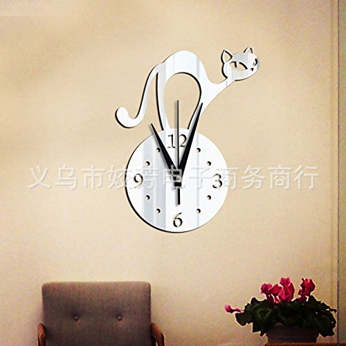 Butterfly Animal Wall Clock - 4