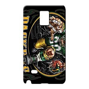 samsung note 4 covers protection Eco-friendly Packaging For phone Protector Cases phone back shells green bay packers nfl football