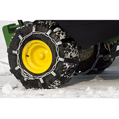 TerraGrips Tire Chains 24x12-12 [ST90009]: Garden & Outdoor