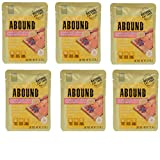 Abound Salmon & Sweet Potato Stew in Gravy Cat Food Pouch 3 oz (6 pouches) Larger Image