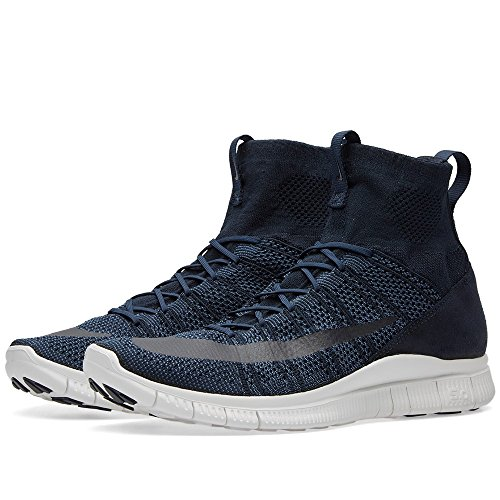 b35300eaa58b Nike HTM Free Mercurial Superfly SP 667978-441 Dark Obsidian White Men s  Shoes (size 9) - Buy Online in Oman.