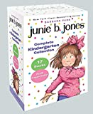 img - for Junie B. Jones Complete Kindergarten Collection: Books 1-17 with paper dolls in boxed set book / textbook / text book