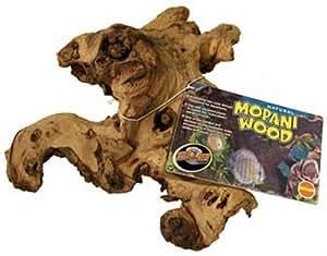Zoo Med African Mopani Wood, Medium (Sizes May Vary)