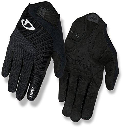 Giro GG22140 Women's Tessa Gel Long Fingers Glove, Black - L