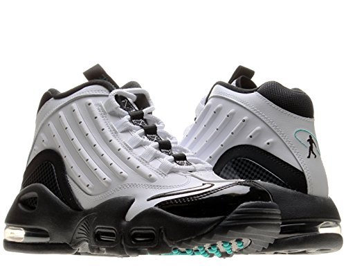 Nike Air Griffey Max II (GS) Boys Cross Training Shoes 443957-100 White 5 M US (Air Flex Trainer Ii compare prices)